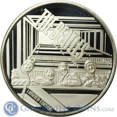 Great Deals On The Beatles Please Please Me 1 oz Silver Round - With Box COA Pure At Gainesville Coins. Securely Buy Gold And Silver Online. Beatles Please Please Me, Gold And Silver Coins, Silver Rounds, The Beatles, Really Cool Stuff, Pure Products, Art, Art Background, Kunst