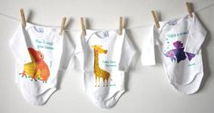 Manada Baby Bodysuit (Long Sleeve). $31.00, via Etsy. #spanishcraft