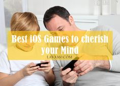 Top 20 Best #iOS #Games to cherish your Mind: 2014