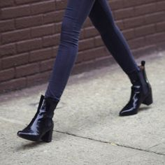 23 Ways to Wear Ankle Booties This Fall???No Matter Where You're Headed!: Glamour.com