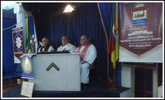 RITO    BRASILEIRO   DE MAÇONS ANTIGOS LIVRES E ACEITOS - MM.´.AA.´.LL.´.AA.´.: Mestres da perseverança realizaram sessão de estud...