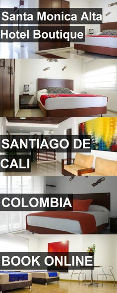 Hotel Santa Monica Alta Hotel Boutique in Santiago de Cali, Colombia. For more information, photos, reviews and best prices please follow the link. #Colombia #SantiagodeCali #SantaMonicaAltaHotelBoutique #hotel #travel #vacation