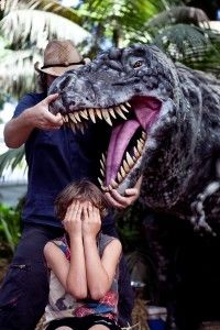 July 9: Family Series: Erth's Dinosaur Petting Zoo™