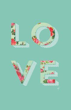 Fondo de pantalla LOVE.-