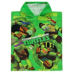 Ninja Turtles huppupyyhe