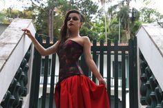 Modelo: Paola Amorim Produção e Figurino: Veruska Sanchez Fotografia: Maíra Batista