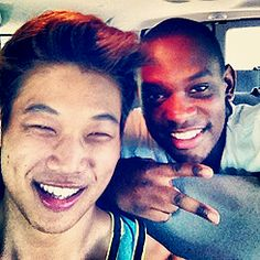 Ki Hong Lee and Aml Ameen...His face, and smile and his eyes oh ki hong lee you are so purrrfect
