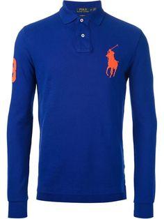 22cee1a1 Polo Ralph Lauren Camisa Polo - Nike - Via Verdi - Farfetch.com Vogue Men