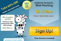 How to get Fatcow Black Friday coupons?