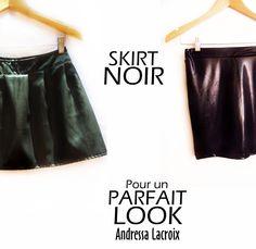 Para un LOOK PERFECTO en cualquier ocasión, nada mejor que lucir una falda, es la prenda más femenina por excelencia. Faldas Andressa Lacroix.