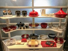 Emile Henry brings French design to ceramic ovenware, cookware, bakeware, tableware and other luxury collections.  Visit the Guy Gunter Home showroom to view our complete line of Emile Henry products! #HomeAppliancesShowroom