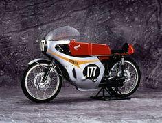 1966 Honda 125 cc RC 149 Grand Prix