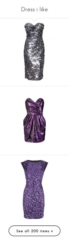 """Dress i like"" by lily-joy-943 ❤ liked on Polyvore featuring dresses, vestidos, short dresses, vestiti, women, black and silver sequin dress, ruched mini dress, ruched dress, ruching dress and sequin mini dress"