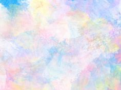 Abstract ombre watercolor