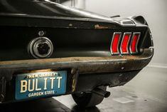The Original Bullitt Mustang Has Come Out of Hiding
