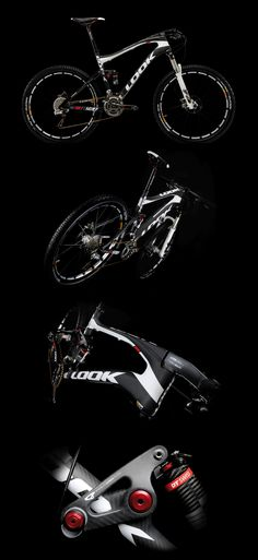 Look 920 Carbon Kit mountain bike