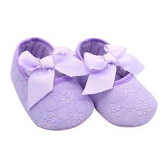 Baby Soft Princess Shoes