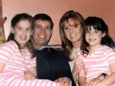 Andrew and Sarah with their daughters