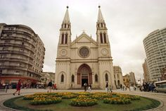 Catedral Nossa Senhora da Luz (Centro) - Curitiba
