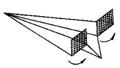 Controlling a plane: elevators, ailerons