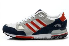 http://www.jordannew.com/adidas-zx750-women-grey-dark-blue-red-for-sale.html ADIDAS ZX750 WOMEN GREY DARK BLUE RED ONLINE Only $105.00 , Free Shipping!