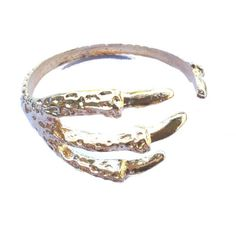 CLAW BANGLE - GOLD