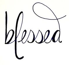 blessed tattoo - I so want this! by madeleine