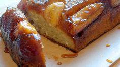 BakingBar& Recipe for Banana Caramel Cake Recipes Using Bananas, Banana Recipes, Cake Recipes, Caramel Banana Cake, Loaf Cake, Just Cakes, Baking And Pastry, No Bake Cake, Cupcake Cakes