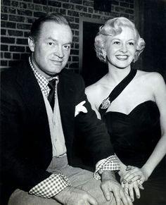 Bob Hope & Marilyn Maxwell