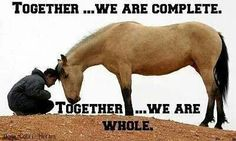 Together. ..We Are Complete Together. ..We Are Whole