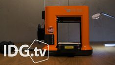 nice Hands-on with the da Vinci Mini 3D printer
