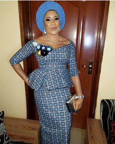 Lovely Ankara Skirt and Blouse Styles for Classic Ladies -  DeZango  FacebookTwitterWhatsAppAddThis