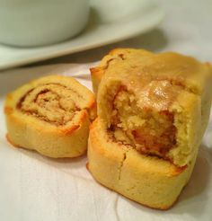 Cinnamon Rolls Grain Free – SCD | GAPS | Primal | Paleo | SCD foodie - Recipes and Meal Plans
