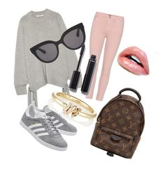 """""""Stylin'!!"""" by elhomiera-elsamani on Polyvore featuring TIBI, Christian Dior, Citizens of Humanity, adidas Originals, SPINELLI KILCOLLIN, Louis Vuitton and Chanel"""