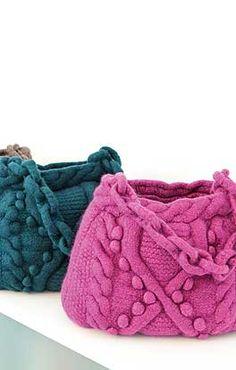 Handbag - pattern available in german