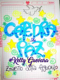 #cuadernos #kellyguevara