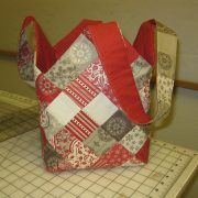Quilted Purse Patterns, Jelly Roll Quilt Patterns, Bag Patterns To Sew, Quilted Tote Bags, Patchwork Bags, Bag Pattern Free, Wallet Pattern, Diy Purse, Fabric Bags