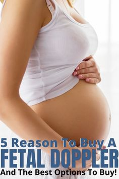 Why you need an at-home fetal doppler while pregnnat, how to use one AND the best option to purchase. #Pregnancy #PregnancyTips #FirstTrimester #SecondTrimester #ThirdTrimester #Motherhood Healthy Pregnancy Tips, Hospital Birth, Pregnancy Problems, First Time Parents, Childbirth Education, Second Trimester, Getting Pregnant, Parenting, Confidence
