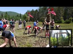 Tackling the slightly longer Super Spartan obstacle race this year, ActiveSteve heads to Mont Tremblant, or more specifically Domaine St. Bernard for this Spartan Race, Racing, Lace