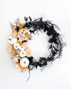 "Lu on Instagram: ""Wreath update! I decided to change the wreath drop to this coming Thursday the 24th at 7pm MST. I'm new at this and still trying to figure…"""