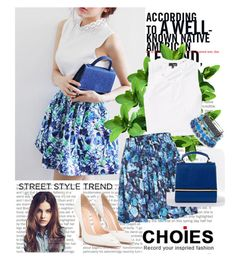 """""""choies2"""" by elmaa02104 ❤ liked on Polyvore featuring Wilfred Free, Glamorous, CHARLES & KEITH, Gianvito Rossi and Alex and Ani"""