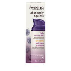 Aveeno Anti Aging Face Feuchtigkeitscreme, 50 ml # 1 - Products - Haut Moisturizer For Oily Skin, Anti Aging Moisturizer, Anti Aging Facial, Anti Aging Cream, Aveeno Active Naturals, Serum, Walmart, Skin Care, Tips