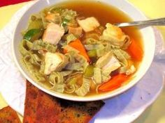 Grandma's Chicken Soup