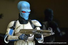 Steve's Toy Room: Cad Bane in Denal Disguise - Sideshow Collectibles...