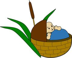 Children's Bible Story: Baby Moses