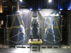 G Star Raw, London