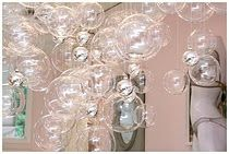 13 Coral Pieces to Corral This Summer DIY Bubble Chandelier . 13 Coral Pieces to Corral This Summer DIY Bubble Chandelier . Chandelier Bulle, Bubble Chandelier, Glass Chandelier, Chandelier Lighting, Nursery Chandelier, Bathroom Lighting, Chandeliers, Do It Yourself Baby, Frou Frou
