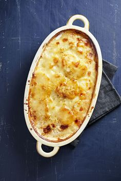 Potato Gratin   This classic gratin dauphinois, or scalloped potatoes, is one of our favorite comfort foods.