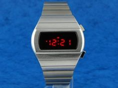 KOJAK TELLY SAVALAS 70s Old Vintage Style LED LCD DIGITAL Rare Retro Mens Watch | Wristwatches | Watches, Parts & Accessories - Zeppy.io