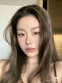 Cute Makeup, Beauty Makeup, Makeup Looks, Ulzzang Hair, Ulzzang Korean Girl, Romantic Eye Makeup, Bora Lim, Adriana Lima Lingerie, Asian Eye Makeup